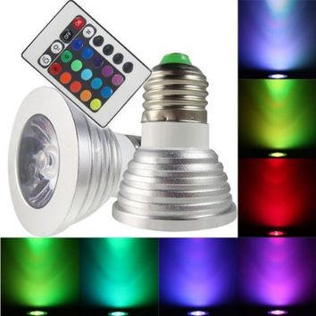 remote control magic lighting led light from amazon house. Black Bedroom Furniture Sets. Home Design Ideas