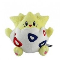 Pokemon Togepi 20cm Soft Plush Stuffed Doll Toy by GLOBAL EXPORTS.INC. - Shop Online for Toys in the United States