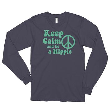 Hippie Long Sleeve T Shirt