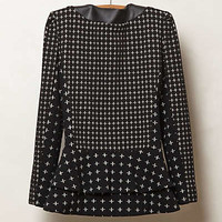 Anthropologie - Crosswise Knit Jacket