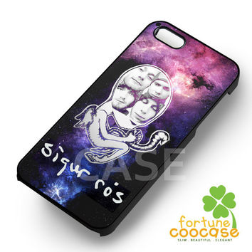 sigur ros - zzFzz for  iPhone 6S case, iPhone 5s case, iPhone 6 case, iPhone 4S, Samsung S6 Edge