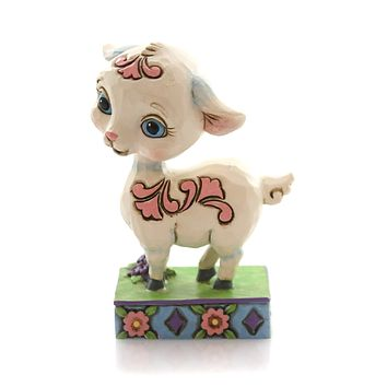 Jim Shore Mini Lamb Easter & Spring Figurine