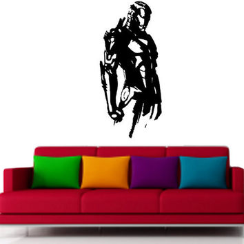 Best Super Hero Wall Decorations Products On Wanelo - Superhero vinyl wall decals