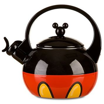 Best of Mickey Mouse Tea Kettle | Kitchen Essentials | Disney Store