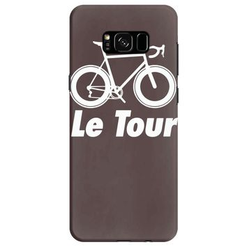 le tour bike silhouette 2015 de france new Samsung Galaxy S8