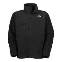 The North Face Men's M Denali Jacket Recycled TNF Black L
