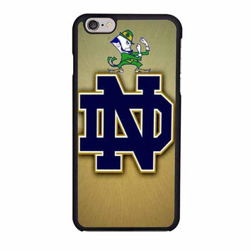notre dame fighting irish iphone 6 6s 4 4s 5 5s 5c cases