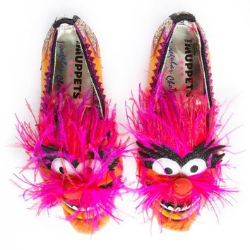 The Muppets x irregular Choice Party Animal! Flat