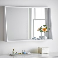 Mirror Cubby System