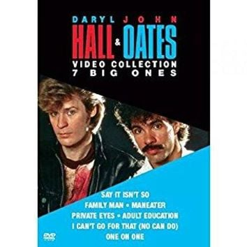 Hall and Oates: 7 Big Ones