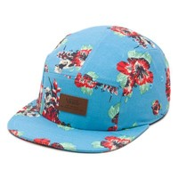 Vans Star Wars Yoda 5 Panel Hat (Yoda Aloha)