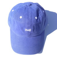 Royal Blue with White Bowtie Hat - Fraternity Collection