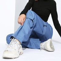 Blue Heaven Lightweight Cargo Trousers