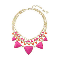 Kendra Scott Emily Necklace Gold Hibiscus - Zappos.com Free Shipping BOTH Ways