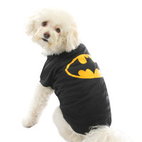 Top Paw™ Batman Symbol Dog Tee