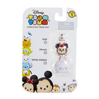 Olaf, Minnie, & White Rabbit Disney Tsum Tsum Series 1 Minifigure 3-Pack