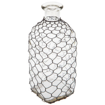 Chicken Wire Vase | Hobby Lobby