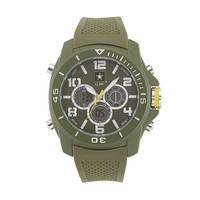 Wrist Armor Watch - Men's Military United States Army C24 Analog & Digital Chronograph