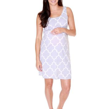 Phoebe Maternity & Nursing Nightgown