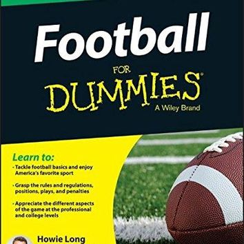Football for Dummies (For Dummies)