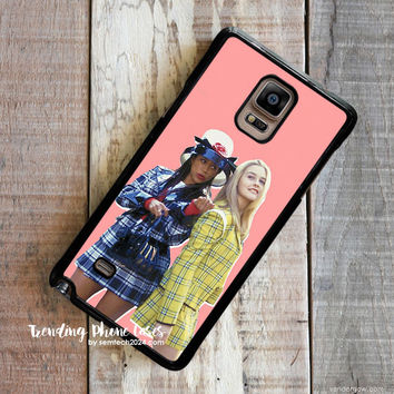 Clueless Samsung Galaxy Note 4 Case Cover for Note 3 Note 2 Case