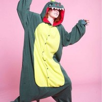 Adult Green Monster Halloween Costume size Standard