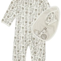 Little Me Safari Footie $11.95