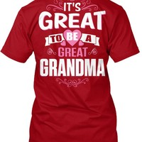 It's Great To Be A Great Grandma