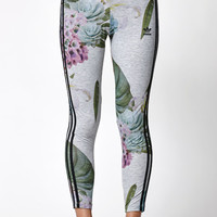adidas Training Floral Print Leggings at PacSun.com
