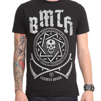 Bring Me The Horizon Crooked Young Slim-Fit T-Shirt