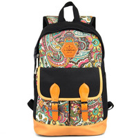 School Backpack Travel Bag Bookbag Daypack