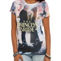 The Princess Bride Collage Sublimation Girls T-Shirt
