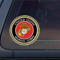 U.S. Marine Corps Car Decal / Sticker