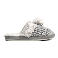Soft Slippers - from H&M