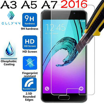 2.5D 9H Premium Tempered Glass for Samsung J-Series, A-Series, & Galaxy Grand Prime Screen Protector