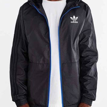 adidas Originals Itasca Print Windbreaker Jacket