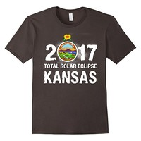 Total Solar Eclipse 2017, Kansas Totality T-shirt