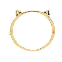 kate spade new york Out Of The Bag Cat Ears Bangle | Dillards