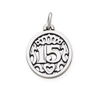 Quinceanera Charm | James Avery