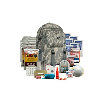 Wise Survival Backpack - 5 Days, Camo