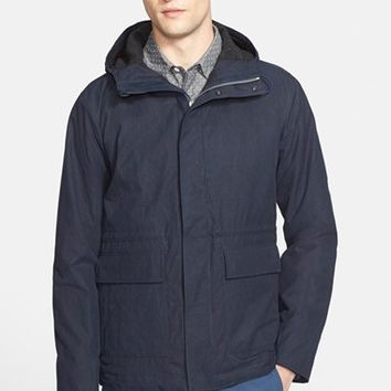 Men's Norse Projects 'Nunk' Hooded Cotton Jacket,