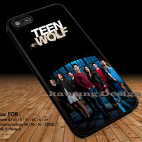 Series Teen Wolf iPhone 6s 6 6s+ 5c 5s Cases Samsung Galaxy s5 s6 Edge+ NOTE 5 4 3 #movie #TeenWolf DOP2105