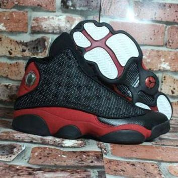 DCCK Air Jordan 13 AJ13 Retro BRED 414571-010 US 7-13
