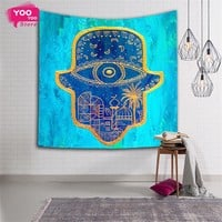 Indian Tapestry Mandala Tapestry Fabric Hanging Wall Tapestries, Free Shipping
