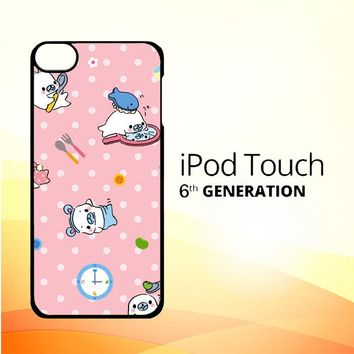 Mamegoma E0714 iPod Touch 6 Case