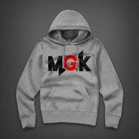 Machine Gun Kelly MGK Logo Hoodie - WeHustle.co.uk | U want it WE got it | WeHustle Enterprises Limited.