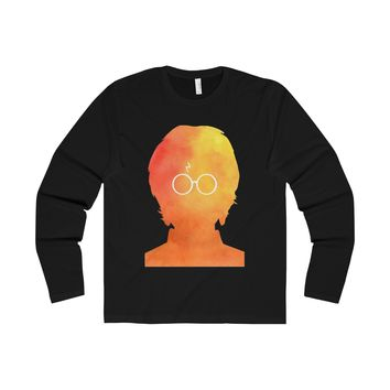 Harry Potter Color Potter Long Sleeve Shirt