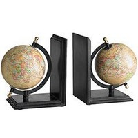 Pier 1 Imports - Globe Bookends