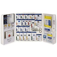 SmartCompliance™ General Business First Aid Cabinet Large, 206 Pieces