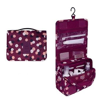 Travel Set Waterproof Portable Toiletry Bag Pouch